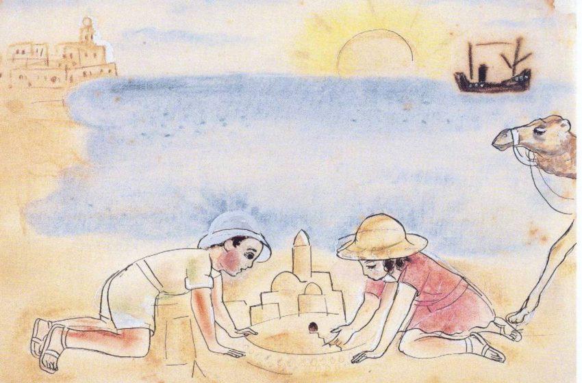 המלצה לפעילות עם הילדים: מוזיאון נחום גוטמן