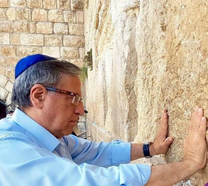 "ישראל זינגר. צילום יח""צ"