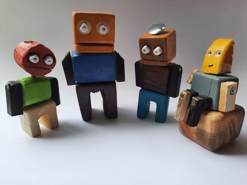 הצעצועים של אמיר כץ. צילום אמיר כץ