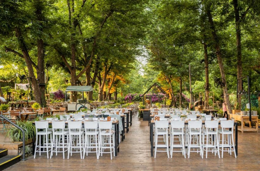 גן אירועים בטבע – הבחירה המושלמת